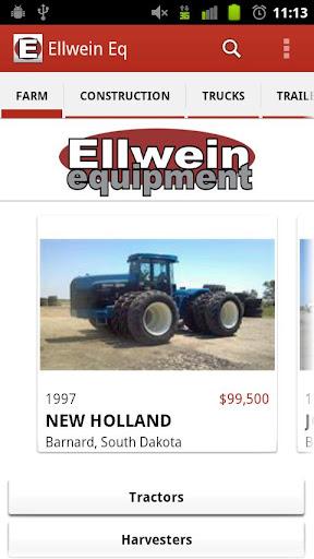Ellwein Equipment