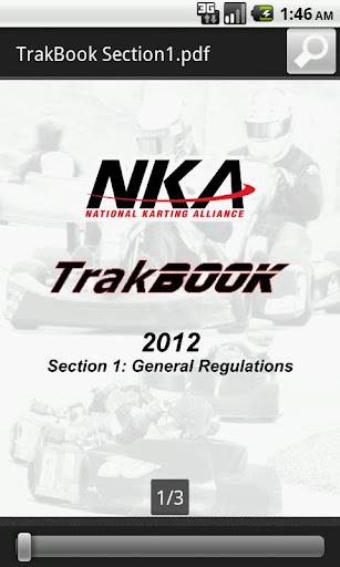 NKA TrakBOOK