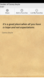 Quotes of Danny Boyle - screenshot