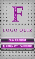 Screenshot of Fashion Logo Quiz Game: Brands