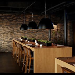 Du'a Breakfast by Daniel Legendarymagic - Buildings & Architecture Other Interior ( interior, classy, cozy, du'a, artsy, taiwan, beautiful, kaohshiung, artistic, hotel, dua, design )