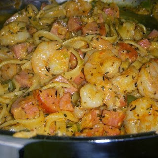 Chicken Shrimp And Sausage Pasta Recipes