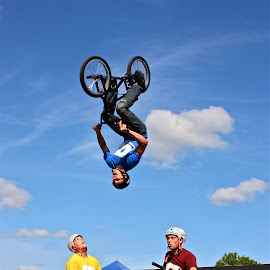What? by Darin Luehrs - Sports & Fitness Other Sports ( extreme, biking, sports, bmx, stunts )