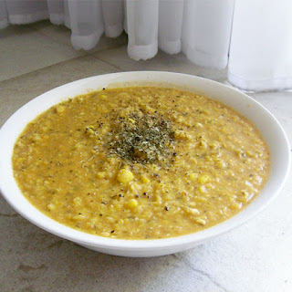 Tanned Southern Corn Chowder