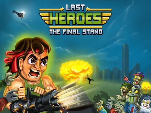 Last Heroes - The Final Stand - screenshot