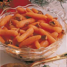 Maple-Glazed Carrots Recipe