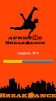 Screenshot of breakdance tutorial