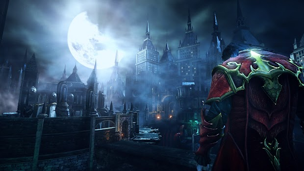 Meet Dracula's new Chaos Claws in Castlevania: Lords Of Shadow 2