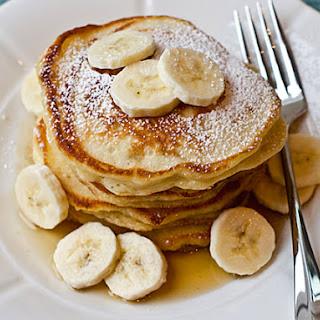 Low Calorie Banana Pancakes Recipes