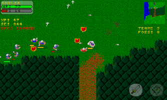 Screenshot of Gladiator