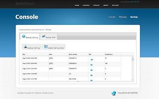 Screenshot of Phone Locator - MobiUcare