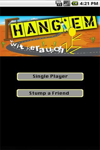 Hang'em Hangman