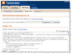 HTML-kode