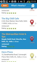 Screenshot of Delhi City Guide