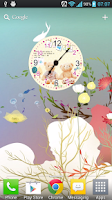 Screenshot of Teddy Bear Clock Free