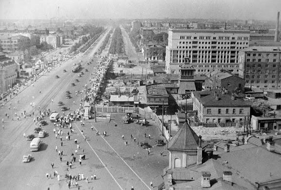 Moscou - Du Tsarisme au Communisme - Partie 15 dans Photographies du monde d'autrefois