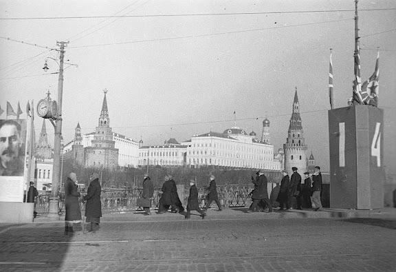 Moscou - Du Tsarisme au Communisme - Partie 10 dans Photographies du monde d'autrefois