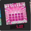 PINK Lotto Scratch Card