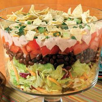 Make-Ahead Mexican Salad
