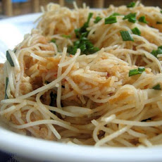 Dry Fried Mee Siam (Spicy and Tangy Siamese Noodles)