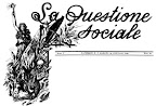 La Questione social logo; num�ro du 14 janvier 1899, Paterson NJ; source ephemeride anarchiste / ytak.club.fr/