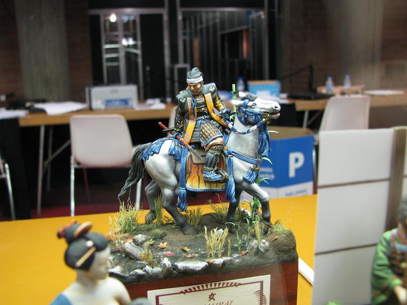 World Expo Gerone 2008 - Guerriers du Japon et d'Asie