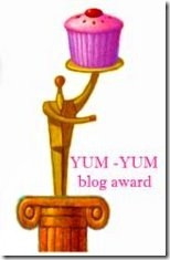yum-yum award