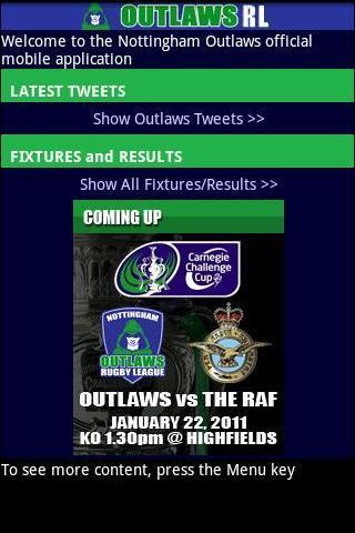 Nottingham Outlaws RL