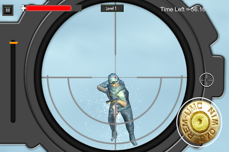 Mountain Sniper 3D Strike - screenshot