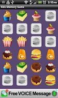 Screenshot of Hafıza Yarışı