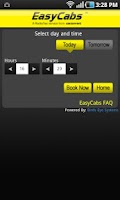 Screenshot of Easycabs