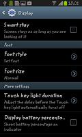 Screenshot of Zemke Hand FlipFont