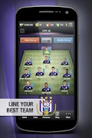 Screenshot of Anderlecht Fantasy Manager '14