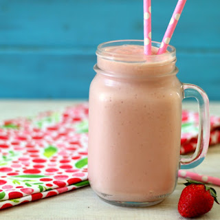 Strawberry Peach Smoothie Without Yogurt Recipes