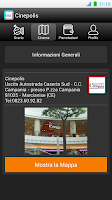 Screenshot of Cinepolis