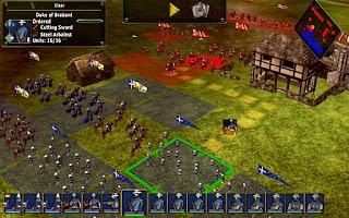 Screenshot of Great Battles Medieval THD