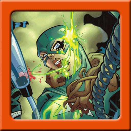 Insane Jane #2 漫畫 App LOGO-APP試玩