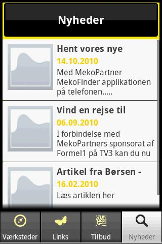 玩書籍App|Mekonomen MekoFinder DK免費|APP試玩