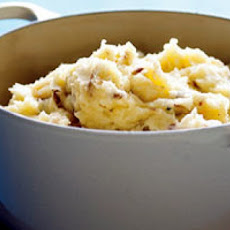 Mashed Potatoes with Rutabagas and Buttermilk