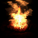 Fire Fuego Live Wallpaper icon