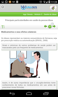 Odontologia: Saúde do Idoso - screenshot