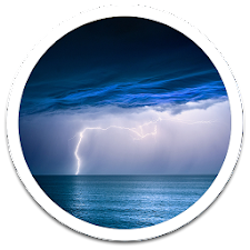 Mi Thunderstorm live wallpaper
