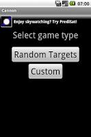 Screenshot of Cannon