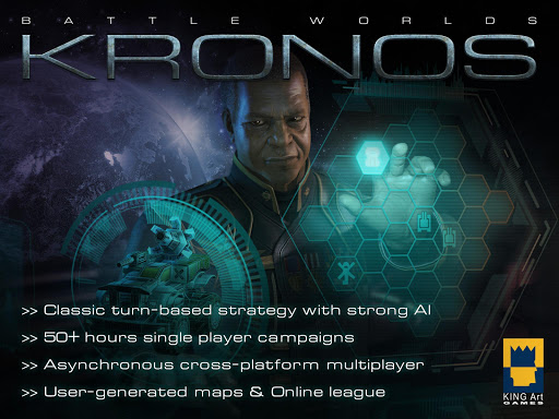 Battle Worlds: Kronos - screenshot
