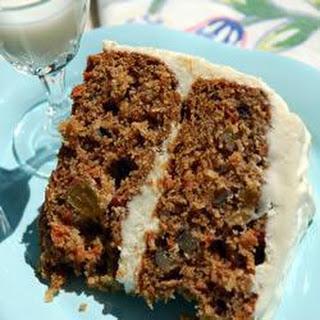 Dark Carrot Cake Recipes