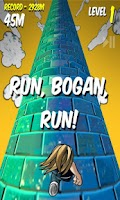 Screenshot of Bogan's Run