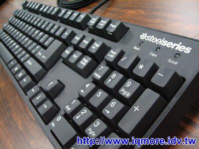 SteelSeries 7G 機械式電競鍵盤評測(Cherry 黑軸)