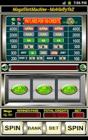 Screenshot of Mega Slot Machine