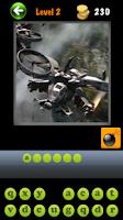 Screenshot of 500 Movie Quiz: emoji icon pop