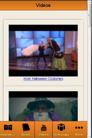 【免費購物App】Halloween Costume Guide-APP點子
